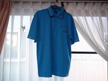 DUNLOPのポロシャツ(LL)日本製!。