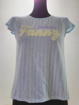 [新品]size150cm/女児Tシャツ//