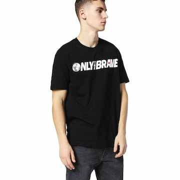 DIESEL ONLY THE BRAVE Tシャツ 黒 XL 定価¥8,580