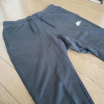 NIKE製 スウェットジョガーパンツ 黒 Sサイズ ナイキ パンツ