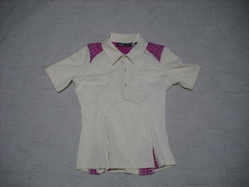 女 OAKLEY オークリー 半袖ポロシャツ XS