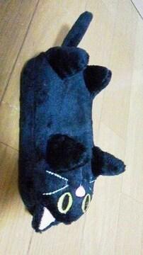 めちゃカワ♪猫黒☆2Way☆メガネケース
