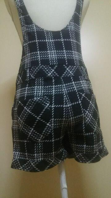 サロペットショーパンM一律180円 < 女性ファッションの