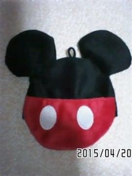 ディズニー・ミッキーマウス型ミニサイズ用カイロケース