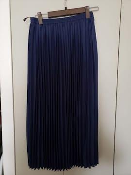 Lungoncure☆新品☆ギャザーが可愛い☆プリーツスカート