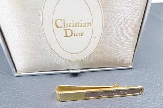 Christian Dior クリスチャンディオール タイバー タイピン  < ブランドの