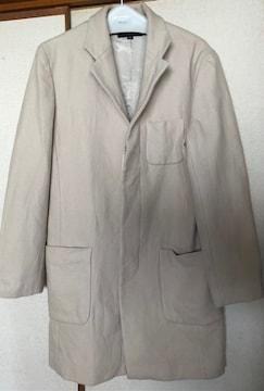 イネド☆ベージュのコート 送料600円
