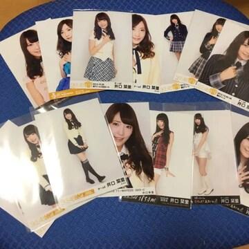 SKE48 井口栞里 生写真 14枚セット AKB48