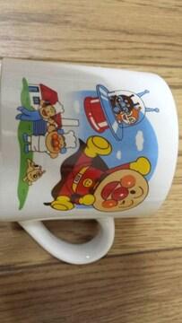 非売品 未使用  アンパンマン コーヒーカップ