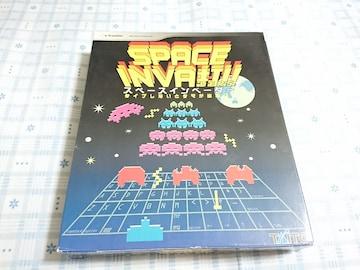 SPACE INVA打 スペースインベーダー タイプしないとタマが出ない