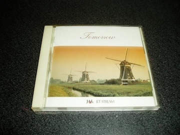 CD「JALジェットストリーム/TOMORROW」96年盤