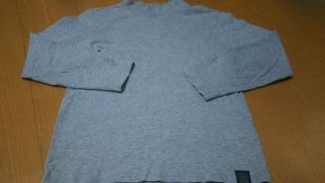 140�p グレー 長袖 シャツ 男の子 女の子