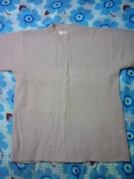 アンゴラセーター ライトグレー 長袖 かなり美品 激安 婦人服