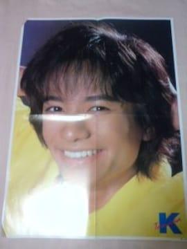 KAT-TUN田中聖ポスターJr.時代レア激安