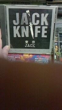 JACK KNIFE/東京JACKジャパロカロカビリーロックンロールスカクリームソーダ廃盤