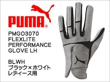 PUMA PMGO3070 ゴルフグローブ レディース左手用FLEXLITEサイズM