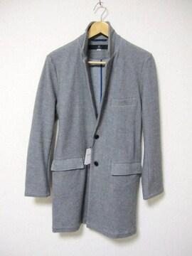 □ユナイテッドアローズ チェスターコート ジャケット/メンズ・S/グレー☆新品