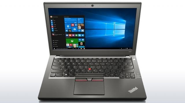 Thinkpad X250 Corei5  2.3GHz 8GB 128GB SSD 無線 Windows10  < PC本体/周辺機器の