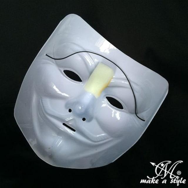 ヒップホップ ダンス マスク お面 アノニマス ガイフォークス250 < レジャー/スポーツの