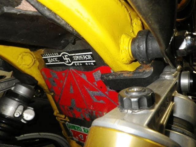 68レイダウン GS400ザリ当時ゴキGT380 < 自動車/バイク