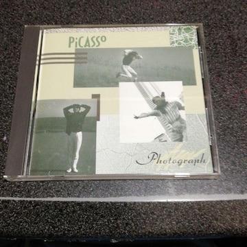 CD「ピカソ/フォトグラフ」PICASSO 87年盤 めぞん一刻