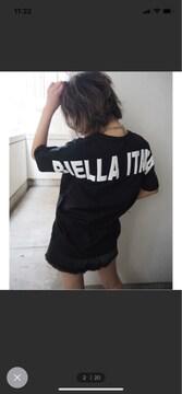 ジェイダGYDA FILA BIELLA ITALIA BIG Tシャツ美品