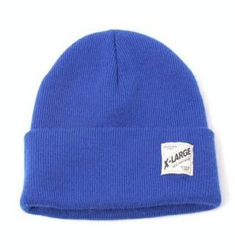 XLARGE エクストララージ ニット帽 NEWERA