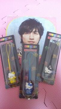 関ジャニ∞セブンイレブンキティ3種類セット新品