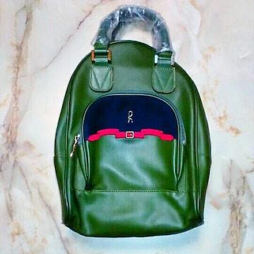 ロベルタ ディ カメリーノ バッグ ハンドバッグ グリーン 緑