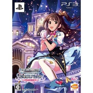 PS3》アイドルマスター シンデレラガールズ G4U! パック VOL.1 [171001547]