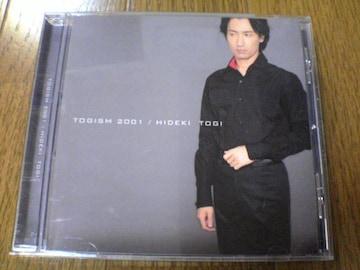 東儀秀樹CD TOGISM 2001 雅楽 廃盤