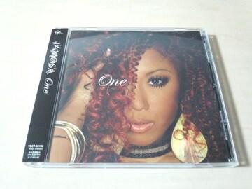 JAMOSA CD「One」ジャモーサ 女性R&Bヒップホップ●