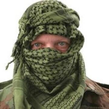 中東直輸入アフガンストール 米軍特殊部隊タイプ 新品