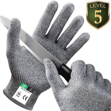 防刃手袋 軍手 kasimir切れない 手袋 リガー手袋 作業用手袋 防