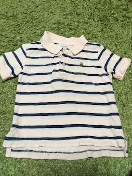 ベビーGAP、ポロシャツ used 90