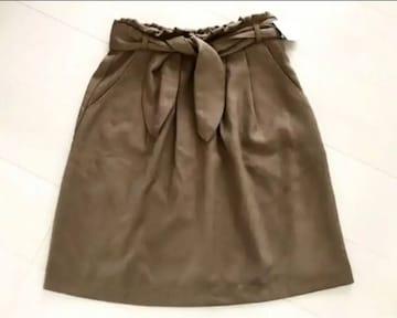 新品  サッシュリボン  スカート  訳あり