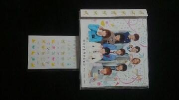 Hey!Say!JUMP シングル キミアトラクション 初回限定盤 DVD