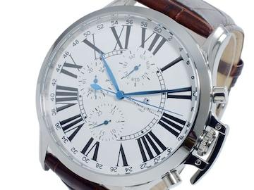 サルバトーレマーラ 腕時計 クロノグラフ メンズSM14123-S