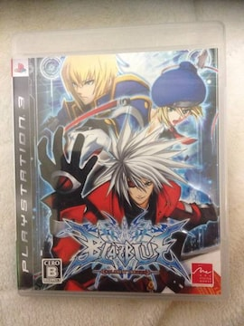 BLAZBLUE(ps3)
