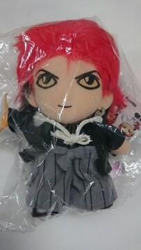 X JAPAN hide 人形 お正月バージョン タグ付き