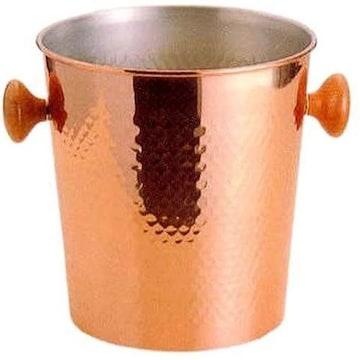 バカ売れ!純銅製 シャンパンワインクーラー
