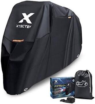 バイクカバー XYZCTEM 295cmまで大型バイク 耐熱の厚い生地 超