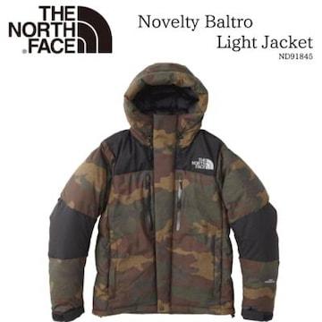 限定 ノースフェイス ノベルティー バルトロライトジャケット