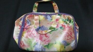 花柄ハンドバッグ 新品