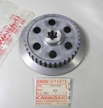 kawasaki Vintage MX Early KX250 KX250-A クラッチハブ