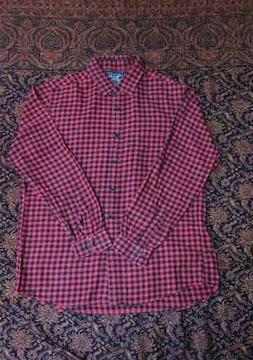 ★★UNIQLO チェックシャツ(XL)★★