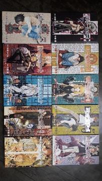 デスノートコミックス10冊セット!