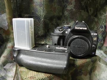 オリンパス E-620 + パワーバッテリーホルダーHDR-5
