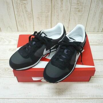 即決☆ナイキ ジニコ BLK 31.0cm スニーカー 新品 レトロ クラシック 靴 普段履き