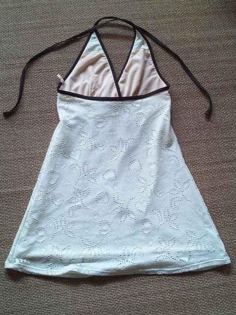 水着 の上に着るキャミ ソール < 女性ファッションの